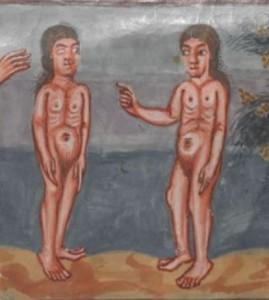 London, British Library, Add. MS 10546, fol. 5v (Detail). Quelle: British Library;Lizenz: gemeinfrei.