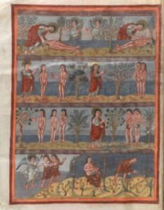 London, British Library, Add. MS 10546, fol. 5v. Quelle: British Library; Lizenz: gemeinfrei.
