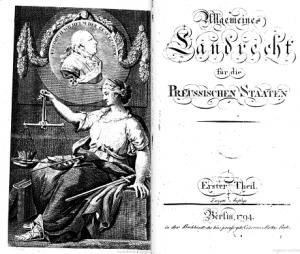 alr 1794 Fontispiz
